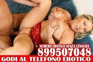 Sesso al Telefono Amatoriale 899319916