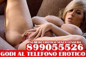 Sesso al Telefono Basso Costo 899319916